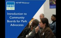 Webinar - Introduction to Community Boards for Park Advocates
