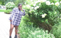 Wideleine Desir, NY4P's second Fellow for Great Parks