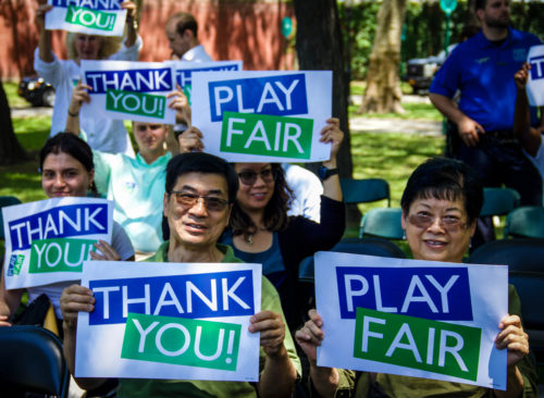 New Yorkers for Parks   Play Fair