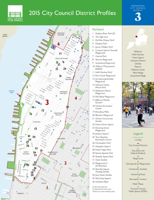 Murray Hill Nyc Map.New Yorkers For Parks Research Library