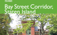 Bay Street Corridor Open Space Index