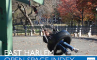 East Harlem Open Space Index
