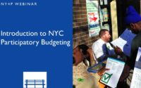 Webinar - Introduction to Participatory Budgeting