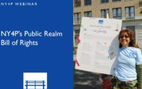 Webinar - Public Realm Bill of Rights for NYC