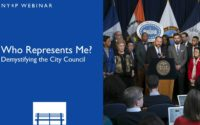 Webinar - Who Represents Me? Demystifying the City Council