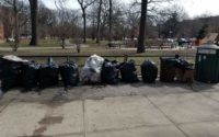 NY4P in Bronx Times: Pelham Parkway overflowing with trash following cuts to NYC Parks